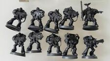 SPACE MARINES BLACK REACH TROOPS SQUAD - OOP WARHAMMER 40k 40.000 EXTREMELY RARE