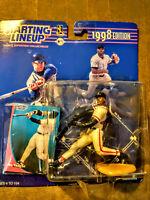 Mo Vaughn MLB Starting Lineup Boston Red Sox 1998 Edition NIP