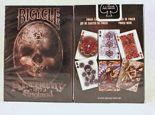 2 Decks Bicycle Alchemy ll Gothic England Standard Poker Playing Cards New Box