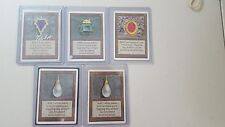 MTG repack, 5 rares, 1 foil,1 value card each pack- private collector