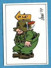[GCG] STURMTRUPPEN - Corno 1977 - Figurina-Sticker - n. 137 -New