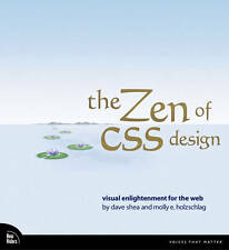 The ZEN of CSS Design: Visual Enlightenment for the Web by Dave Shea, Molly...