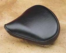 selle solo noir moto bobber harley black seat chopper saddel vintage sella large