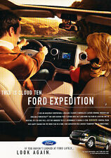 2004 Ford Expedition - GPS - Classic Vintage Advertisement Ad D22