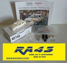 1/43 Opel Corsa GSI Rally Ypres 1992 Munster Kit