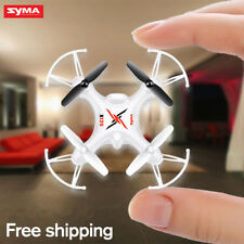 Syma X12S Mini RC Toy Nano Headless Aircraft 3d Flip RC Drone With Gyro LED 2.4g