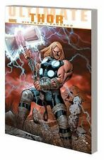 Marvel Ultimate Comics Thor by Jonathan Hickman & Carlos Pacheco 2011 TPB NEW!