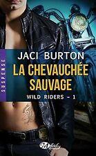 Wild Riders, T1 : la Chevauchee Sauvage von Burton Jaci | Buch | Zustand gut