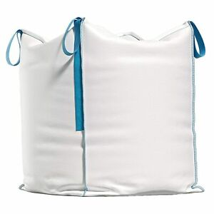 Big Bag Transportsack Gewebesack Schwerlastsack 90x90x90cm Tragfähigkeit 1000kg