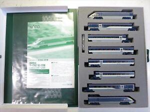 Kato 10-1297 Eurostar TM e300 (eurostar NEW Color) Basic 8-Car Set N Gauge NEW