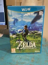 Zelda Breath Of The Wild / Wii U / FR