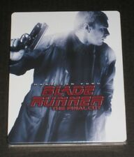 Blade Runner The Final Cut Japan Blu Ray Steelbook Limited Collectors New Reg A