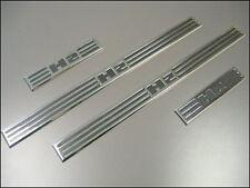 Predator Motorsports Hummer H2 Billet Aluminum Door Sill Plates  - Set of 4