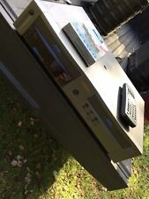 New listing Go.Video Ddv9000 Vcr/Vhs Copier W/ Remote Tested. Dual Deck Vcr vintage