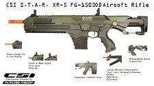 CSI Airsoft S.T.A.R. XR-5 FG-1503OD OD Green Advanced Battle Rifle AEG Space M4