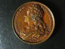 King George II Jean Dassier medal 1730s 38mm 24.05g England