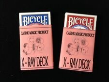 X-Ray Deck - Bicycle magic playing card tricks