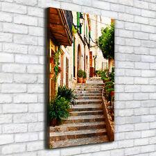 Leinwand-Bild Kunstdruck Hochformat 50x100 Bilder Straßen in Spanien