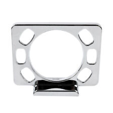 Toothbrush and Tumbler Holder Wall Mount Hardware Chrome Finish
