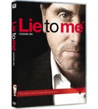 COFANETTO LIE TO ME 1° stagione completa in 4 dvd