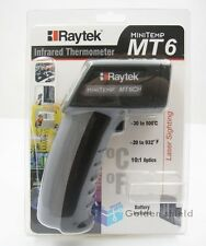 Raytek MT6 Infrared Mini Temp Laser Thermometer IR Gun (-30 to 500 ℃) Brand New