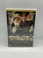 Sense and Sensibility (1995) Region 4 DVD NEW & SEALED