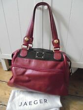 JAEGER BEAUTIFUL HAND/SHOULDER BAG IN EXCELLENT CONDITION