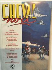Cheval Noir (1989) #14 Cover by Marvano Rosinski Tardi  Haldeman Mature VFN