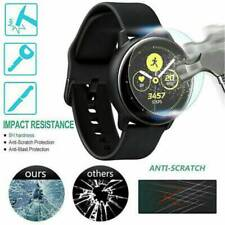 5x HD Tempered Glass Screen Protector For Samsung Galaxy Watch Active 2 40/44 mm