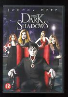 DARK SOMBRAS Tim BURTON Johnny DEPP / Eva GREEN DVD ZONA 2