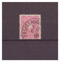 Deutsches Reich, MiNr. 41 K 1 Freiberg (Sachsen) 06.10.1885