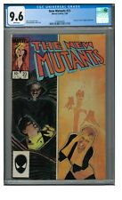 New Mutants #23 (1985) Sienkiewicz Cover CGC 9.6 White Pages FF339