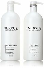 Nexxus Shampoo & Conditioner Combo Pack, Therappe Humectress 33.8 oz each