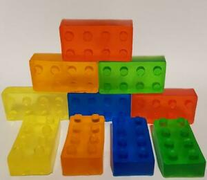 BRICK SOAPS, CHRISTMAS,BIRTHDAY,KIDS GIFT,PARTY FAVOURS,NOVELTY GIFT