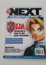 Next Generation Video Game Magazine June 1998 Legend of Zelda Ocarina of time