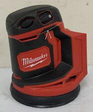 PreOwned Milwaukee M18 2648-20 18-Volt Cordless Random Orbit Sander - Bare Tool