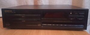 Pioneer Compact Disc Player Model PD-Z73T - Tested