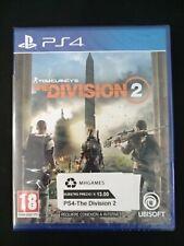 PS4 - The Division 2 - ESP **Precintado**