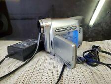 Canon ZR100 ZR100A MiniDv Mini Dv Stereo Camcorder VCR Player Video Transfer