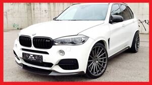 BMW X5 F15 PERFORMANCE BODY KIT : FRONT SKIRT + REAR DIFFUSER + SPOILER  ++NEW++