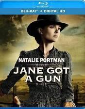 Jane Got a Gun (Blu-ray Disc, 2016) NEW!