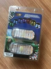 Rzr Golf Cart Ez Go Seven Color LED Lens Lights Bulb Side Markers Car Truck