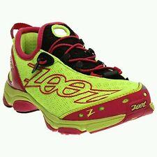 Zoot Womens W Ultra 7.0 Running Shoe, Safety Yellow/Beet/Black 10.5 M US