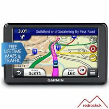 "Garmin Nuvi 2595LMT 5"" Sat Nav - UK & Full Europe - Lifetime Maps  & Traffic"