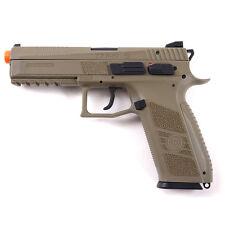 ASG Gas CZ P-09 Pistol GBB Airsoft Gun Blowback Metal 330 FPS Licensed Air 50127