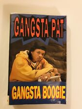 GANGSTA PAT Gangsta Boogie 1992 CASSETTE SINGLE New SEALED Memphis 3-6 Mafia
