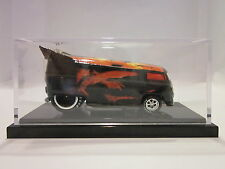 Hot Wheels Liberty Promotions - Fire Vw Drag Bus Rebel Run - 35 of 200 - Low #