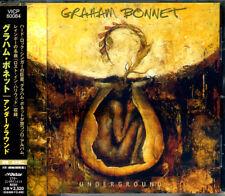 GRAHAM BONNET Underground (1997) Japan CD OBI VICP-60084 RAINBOW ALCATRAZZ