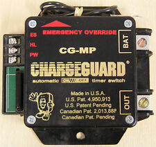 ChargeGuard Automatic On/Off Timer Switch CG-MP Power Saver for 2-Way Radios