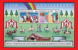 ZAYIX - 1985 Norfolk Island 372a MNH - Agriculture & Horticulture Show